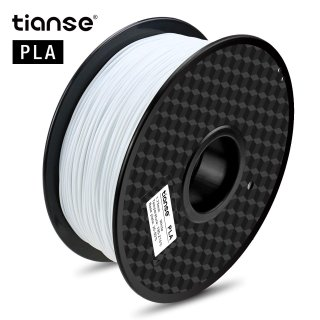 TIANSE PLA 3D 打印材料,1.75 mm 白色、木色可选