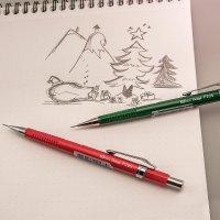 pentel P205自动铅笔2支,0.5mm