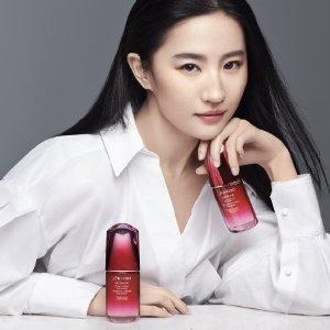 定价优势+7折+额外8.5折Shiseido 资生堂 红腰子120ml超大瓶 立减71欧 刘亦菲推荐
