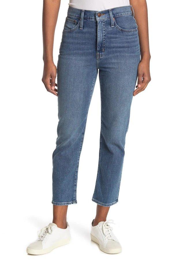 Classic 直筒牛仔裤
