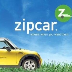 $30 会员优惠Zipcar 超方便划算的自助租车