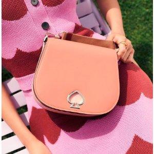 小巧卡包低至¥232 + 直邮中国Kate Spade 精选美包低至3折起,不到千元入经典通勤包,收新品桃心款