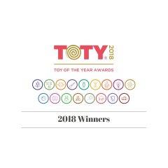 """玩具界""""奥斯卡"""" TOTY 2018 年度玩具大赏"""