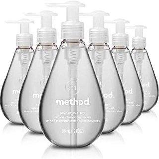 $11.97 (原价$17.94)Method 洗手液促销 12oz 6瓶 2种香型可选