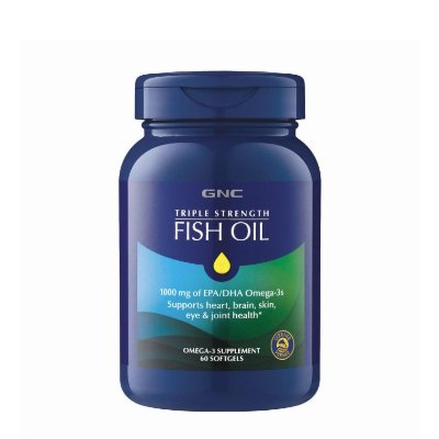 Up to 73% OffDealmoon Exclusive: GNC Triple Strength Fish Oil 120 Softgels