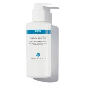 Ren Clean Skincare大西洋海藻和鎂活力护手霜