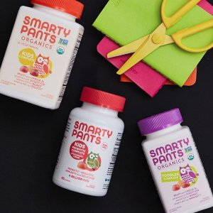 Extra 20% OffSmartyPants Kids Gummy Vitamins & Probiotic @ Amazon