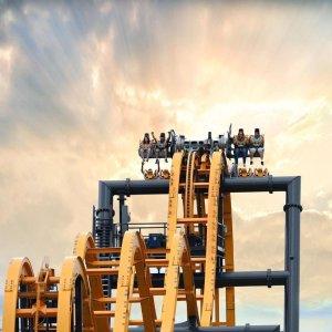 Six Flags Discovery Kingdom - San Francisco, CA
