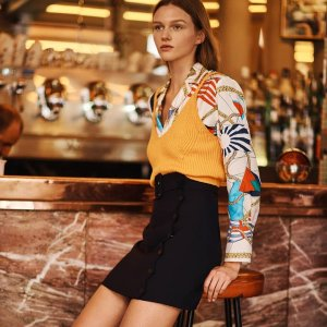 Last Day: Up To 40% Off + Extra 20% Off Memorial Day Sale @ Sandro Paris