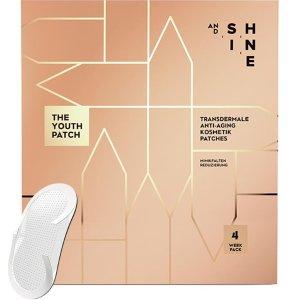 低至7折 €36.7收两周装独家:And Shine 德国美容黑科技 自溶型微针面膜 祛皱好帮手