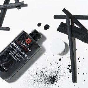 Erborian5折!遇温水变轻盈乳液,温和卸妆,滋养竹炭净化卸妆油 190ml