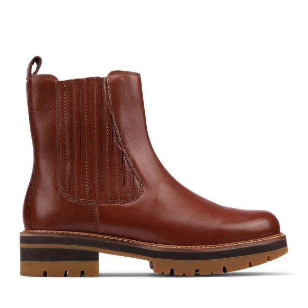 Orianna短靴