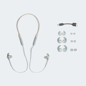 Adidas灰色耳机
