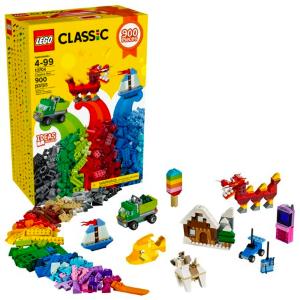 一年一度拼手速 超低价LEGO创意盒2018年黑色星期五 最受欢迎玩具清单