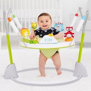 $75 (原价$130) 包邮限今天:Skip Hop 趣味婴儿跳跳椅