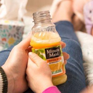 $11.36Minute Maid Orange Juice Drinks, 10 fl oz, 24 Pack