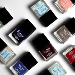 30% Off +2 GiftsButter London Nail Lacquer and Treatment