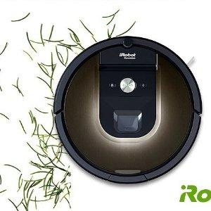 $639 (原价$849)智能无忧最后一天:iRobot Roomba 960 扫地智能机器人