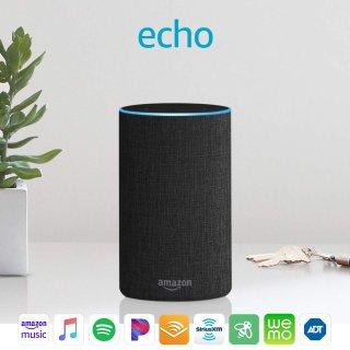 $69.99 四色可选Amazon Echo 2代 智能语音助手音箱