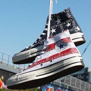 $120包邮 收拼色星星鞋JW Anderson X Converse 新款限量联名发售