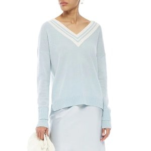 CharliV领羊毛衫