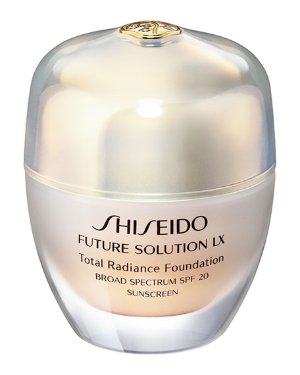 Shiseido  Future Solution 时光琉璃粉霜 SPF 20
