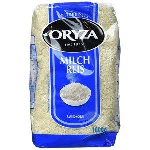 Edeka同款€2.98dmtextfrOryza 牛奶米1kg装