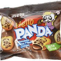 Meiji 熊猫巧克力夹心饼干32小袋装