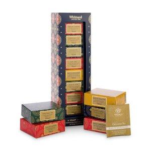 WhittardA Feast of Tea 圣诞系列茶包礼盒