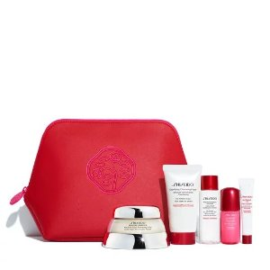Shiseido价值$164百优套装