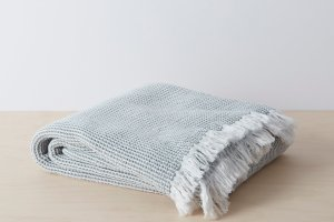 Stonewashed Cotton Throw | Allswell Home | Allswell Home