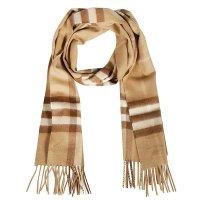 Burberry 经典羊绒围巾