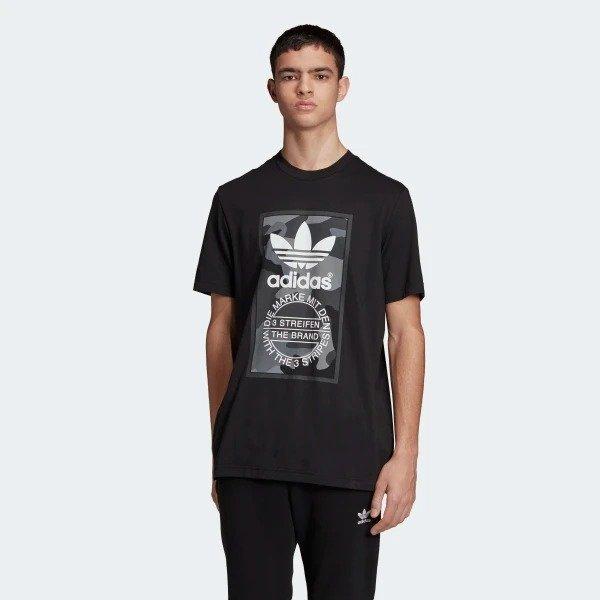 男款三叶草T恤