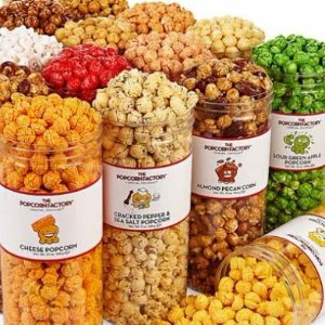 20% offSnacks Sale @ The Popcorn Factory