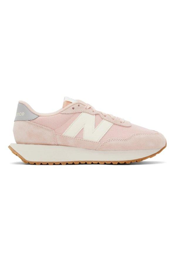 Pink  237 运动鞋