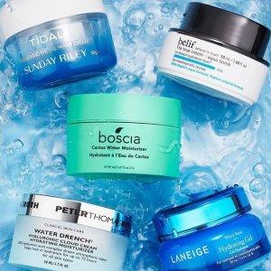 $40收 Boscia 保湿霜上新:【Sephora 8折盛典】换季护肤推荐 秋冬从头到脚保湿
