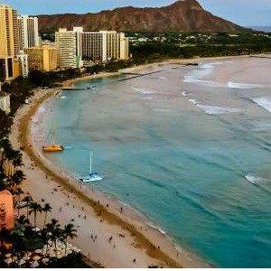 低至$99  部分酒店今天特价5折起夏威夷海滩度假酒店惊喜促销  看日落 品味波西米亚风情