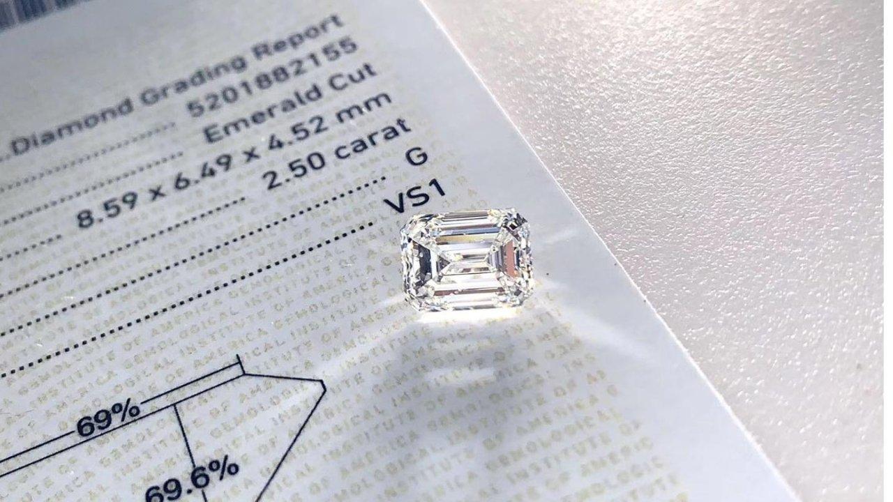 专业珠宝鉴定师教你如何理性选择,购买最适合自己的钻石,钻戒