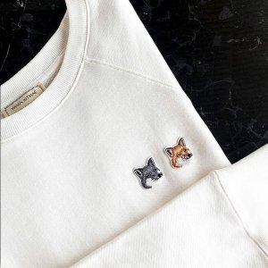 9折+部分再返$50 收PA小熊T恤Harvey Nichols 人气潮牌T恤专场 井柏然同款狐狸T恤$75