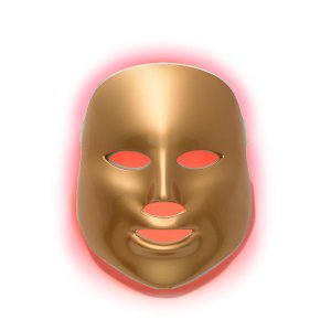 Light Therapy Golden Facial Treatment Device – USA