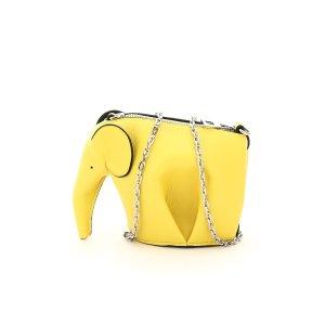 Loewe小象链条包