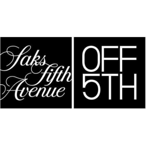 Extra 20% OffExtra Cut Clearance @ Saks Off 5th