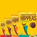 £10收10袋 = 每包仅£1Hippeas 有机泡芙小零食 健健康康的低卡小零食
