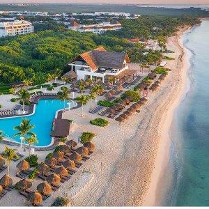 $99起 含餐饮+住宿+娱乐等坎昆4星级 Ocean Riviera Paradise 全包度假酒店