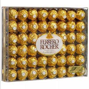 $14.99errero Rocher Fine Hazelnut Chocolates 48 Counts