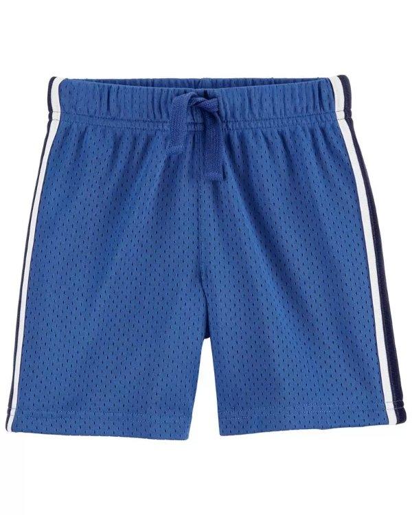 男小童运动短裤