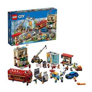 低至6折 瓶中船$56 城市中心广场$105史低价:Amazon LEGO 机械系列、星战系列、好朋友系列等多款套装史低价优惠