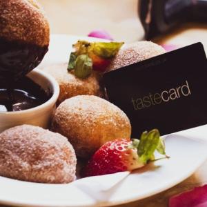 3个月免费会员 全英餐厅都打折!Tastecard 13周年生日独家 吃喝玩乐一卡通