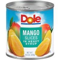 dole 芒果罐头 15.5 Oz. 12罐装