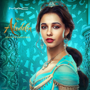 New Release: Starting from $19The Disney Aladdin Collection @ MAC Cosmetics